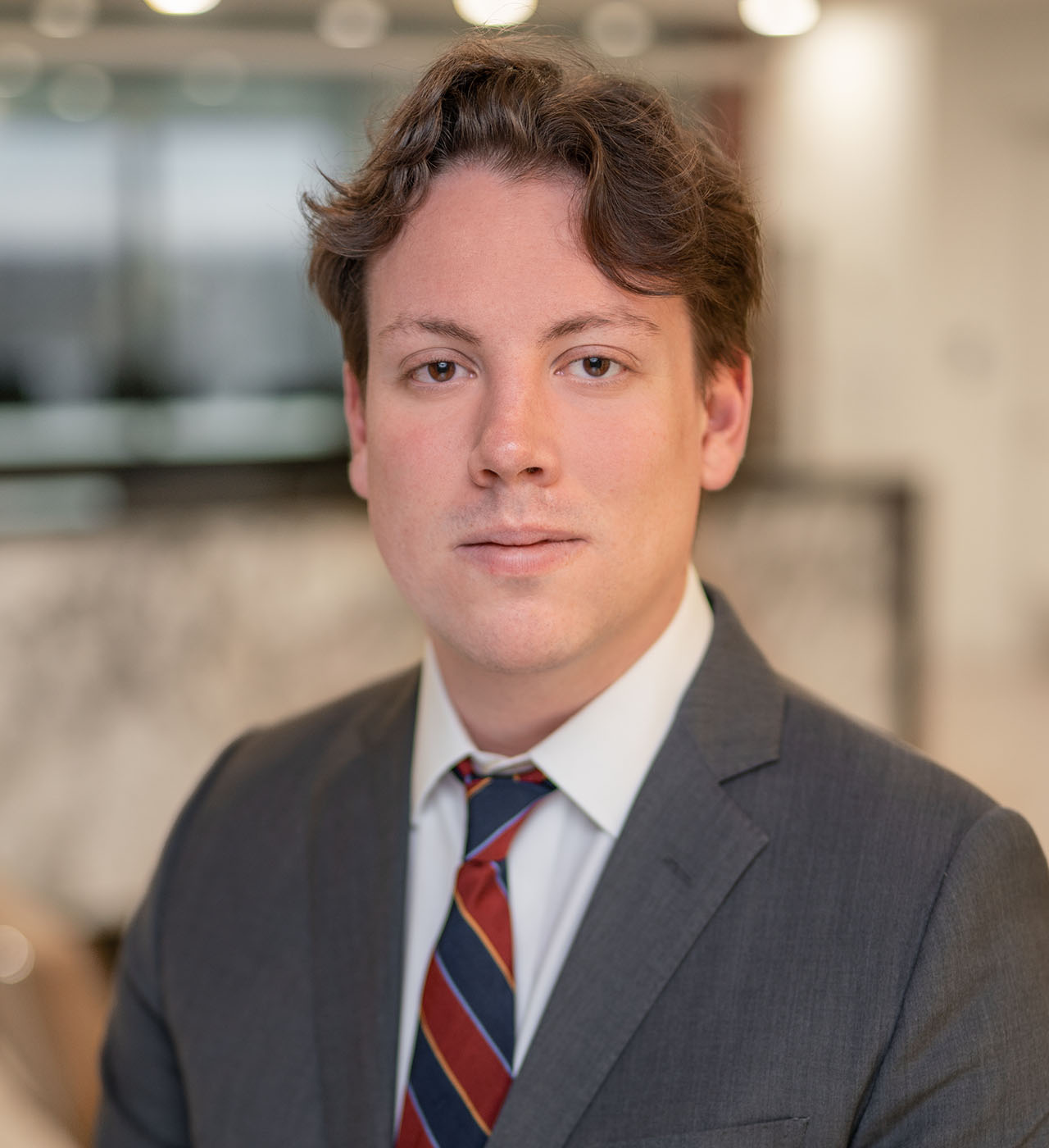 Evan G. Hutchison is an Associate at Kanuka Thuringer LLP